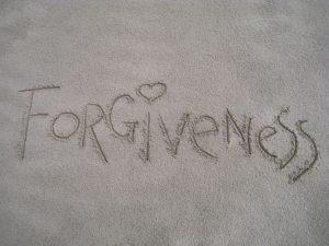Forgiveness blog post
